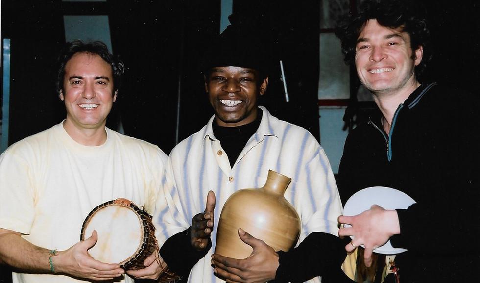 Tonic Strings & Fabio Freire