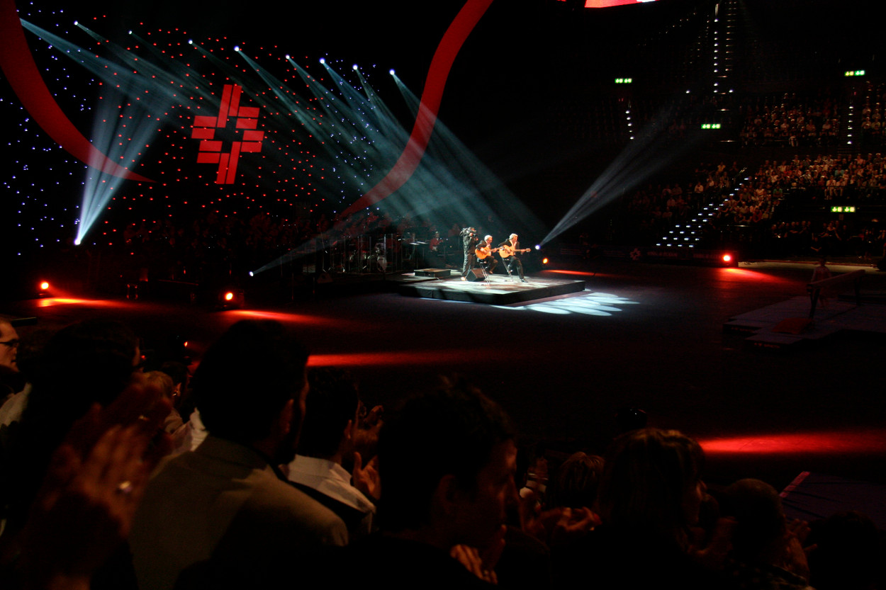 STV Gala Hallenstadion Zürich