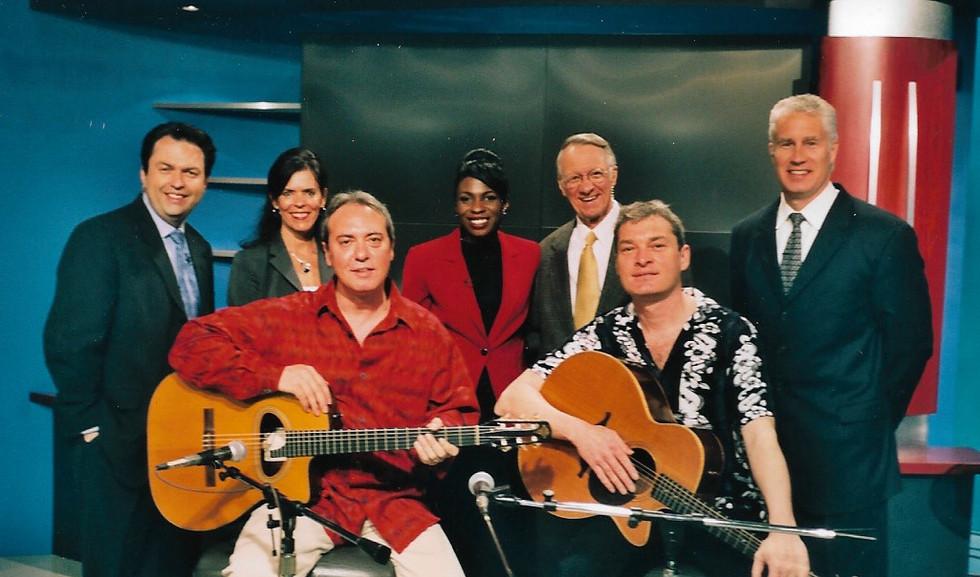 USA Tournée 2002