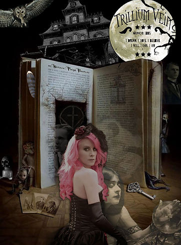 Natalie Paige Bentley TrilliumVein Series