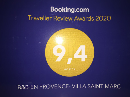Traveller Review Awards : 9.4/10