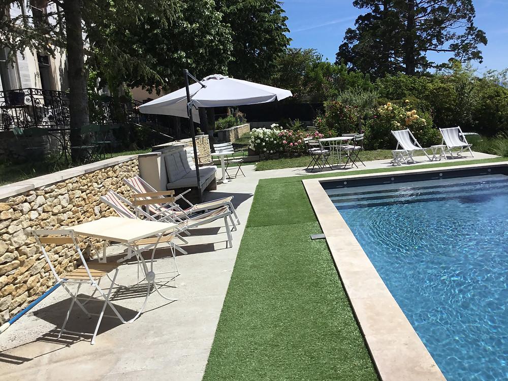 piscine de la villa saint marc