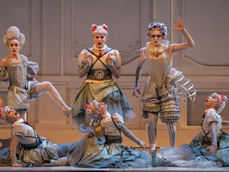 Opera LA CENERENTOLA ( cendrillon ) ici
