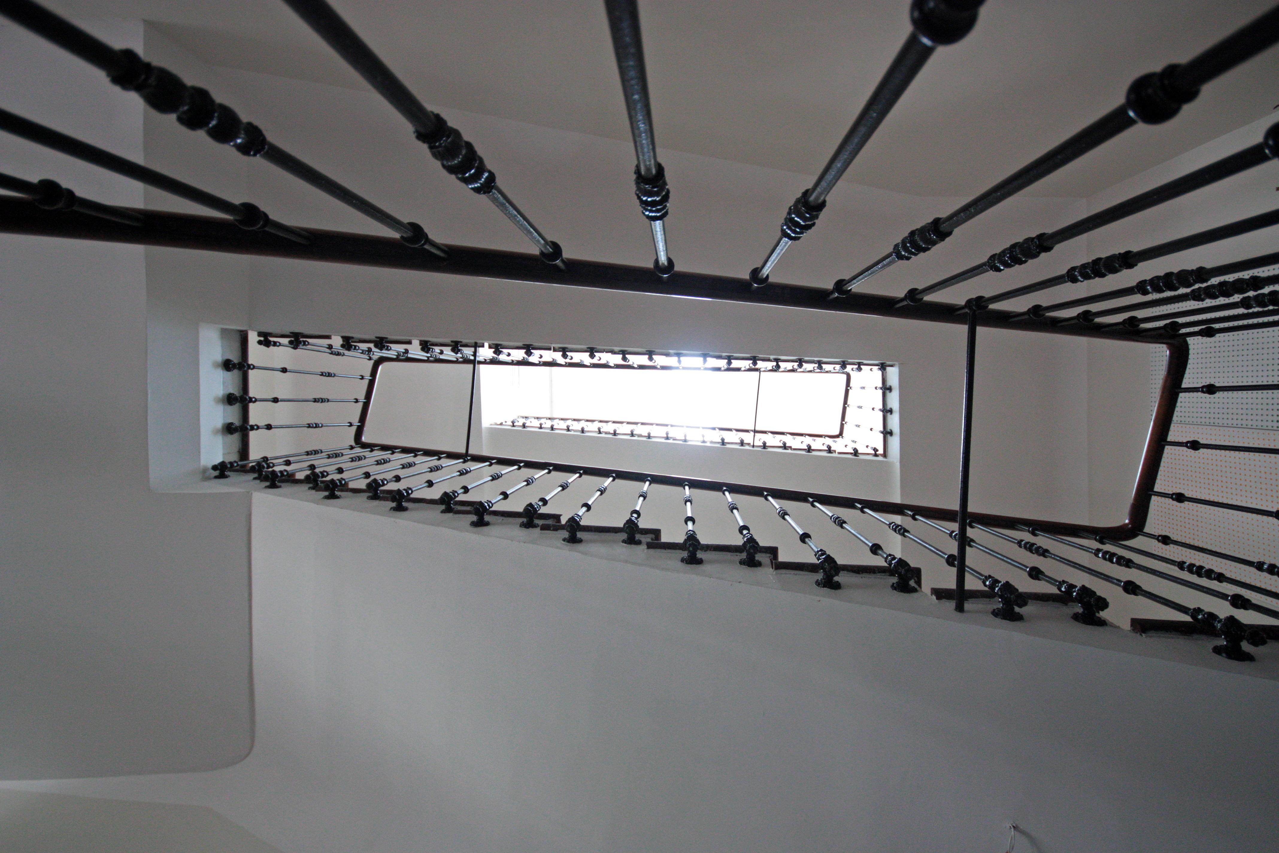 escaliers artistiques