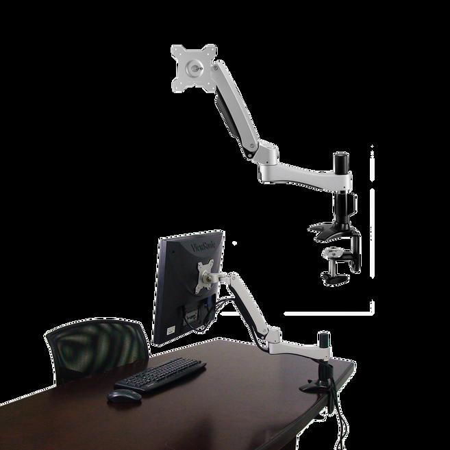 זרוע 360° שולחנית למסך מחשב