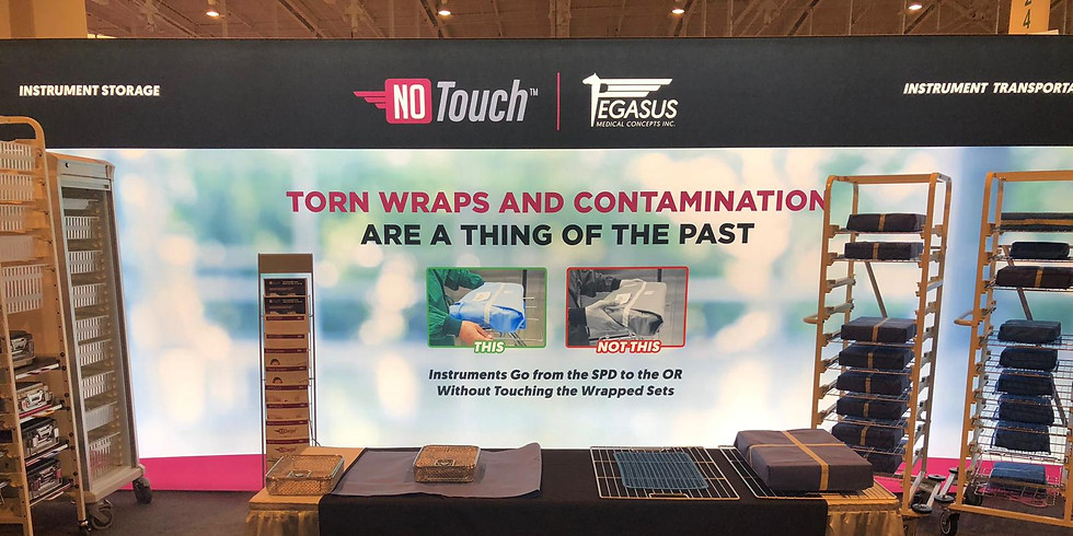 """Pegasus launches the """"NO-Touch"""" System (1)"""