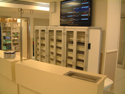Medical storage solutions