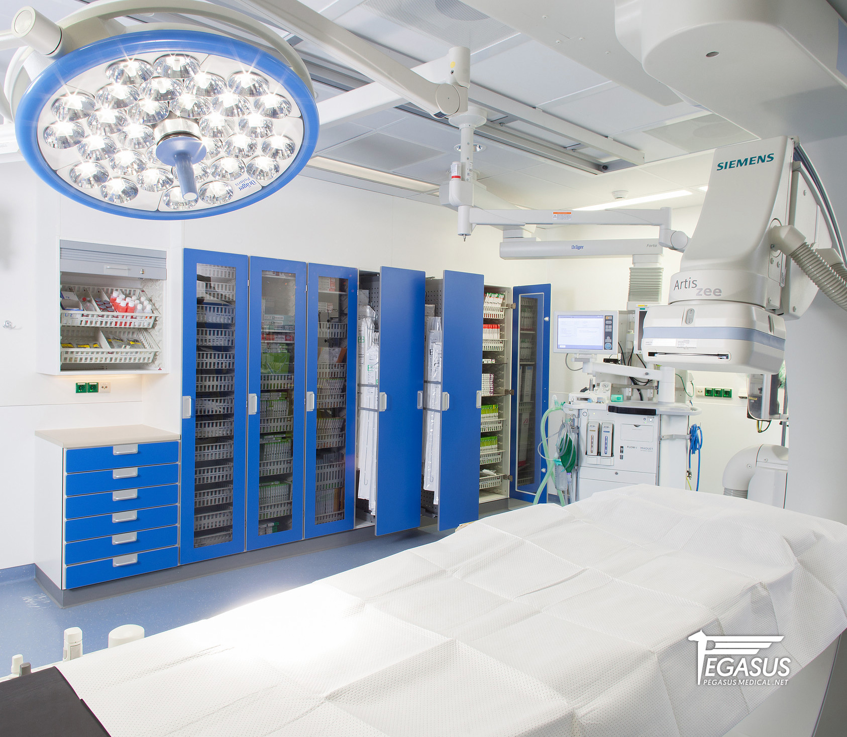 Medical cabinets storage solutions 3