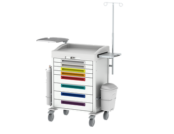 Procedure & Medication Carts