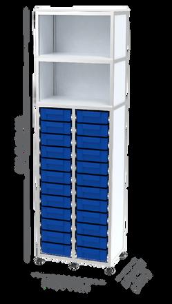 מערכת SIMA משולב מגירות תאים כפול