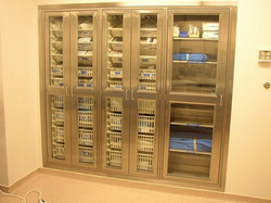 Storage Medical Carts