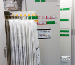 Catheter storage solutions 3