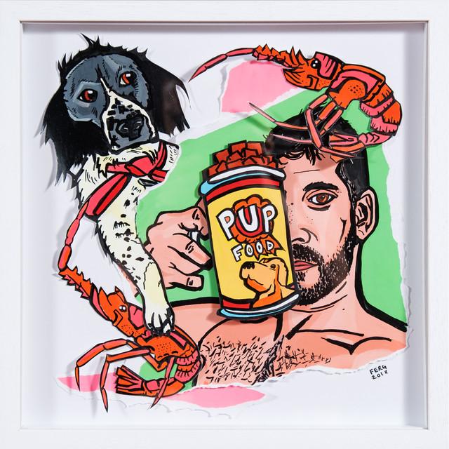 Ripped From Instagram: Art Dealer #1