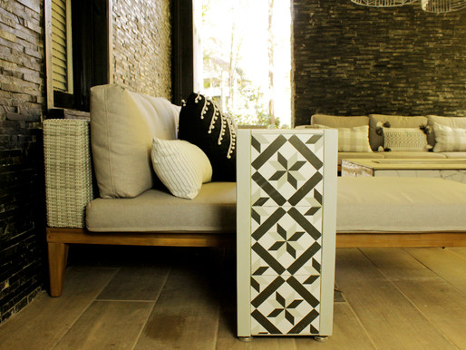 Environmentally Friendly Outdoor Patio Decor