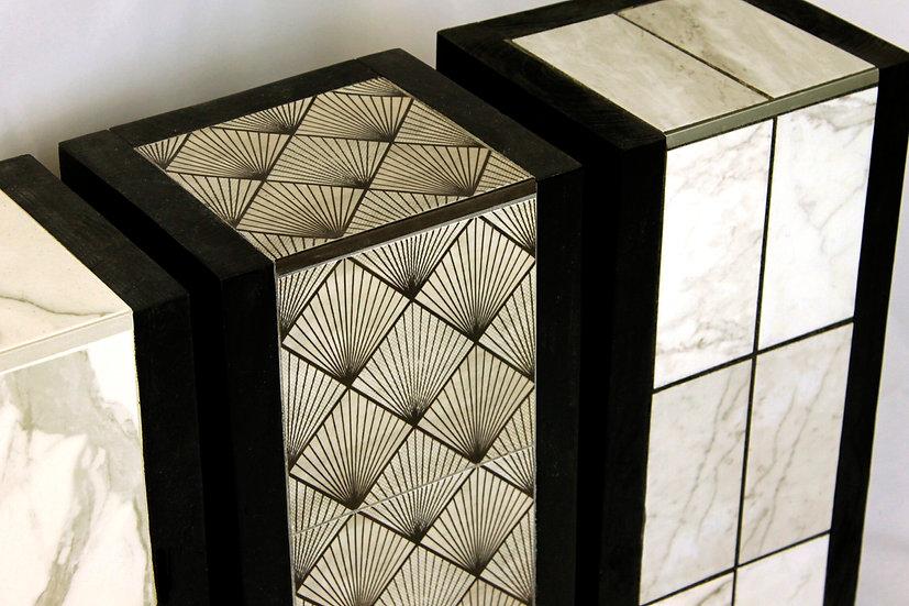 Table - Black Art Deco