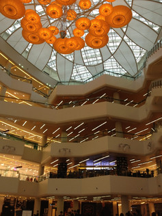 GALAXY MALL  Tianjin, China