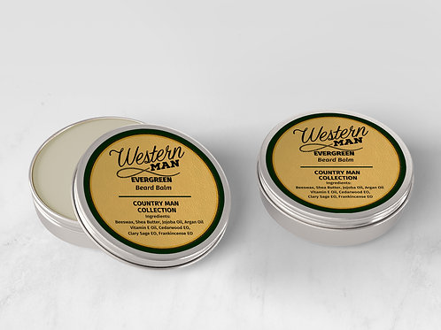 Evergreen Beard Balm
