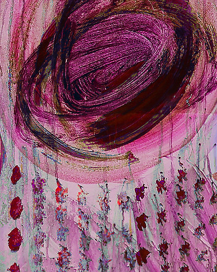 Twirl - Raspberry