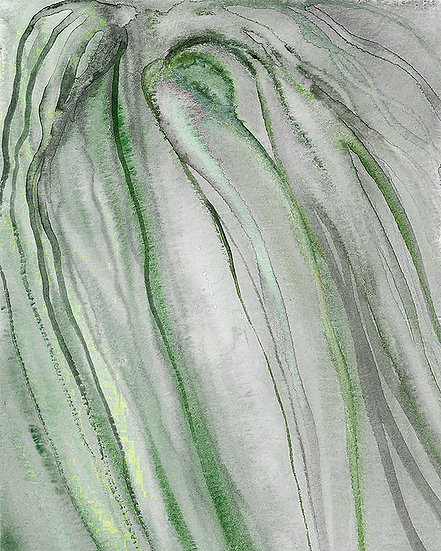 Angel Wing - Emerald