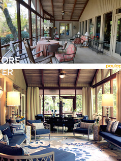 Marietta Porch Before and After