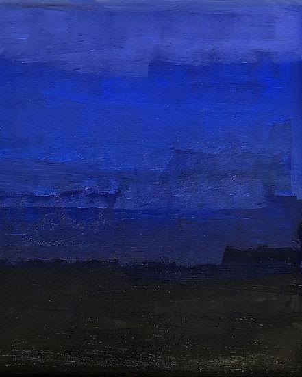 On the Lake - Velvet Blue