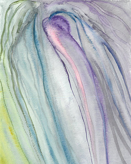 Angel Wing - Iris