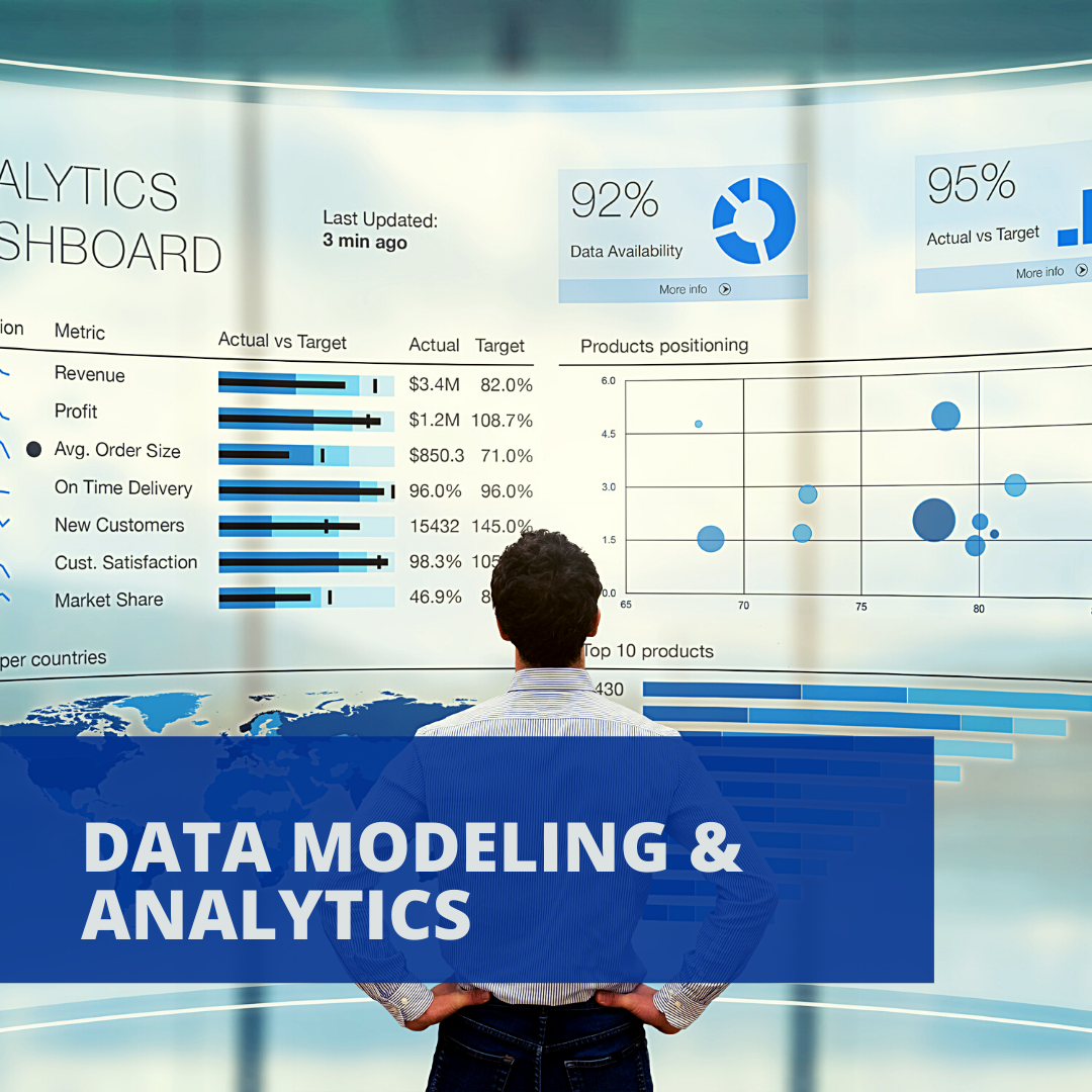Data Modeling & Analytics