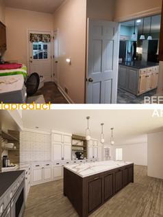 Spalding Hills Kitchen Renovation