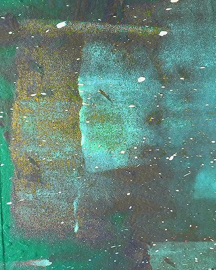 Celestial Being - Jade Sapphire