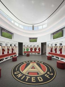 Atlanta United FC Training Facility