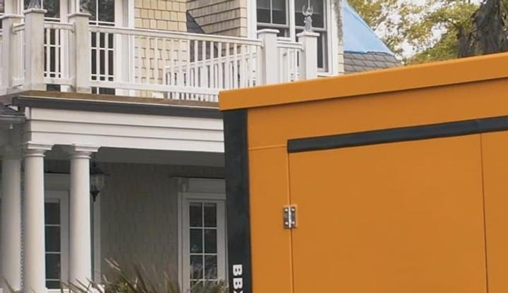 Badger Box: Storage Delivered