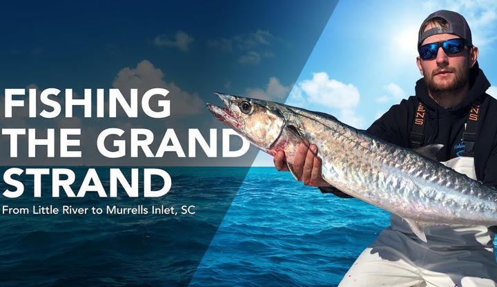 Fishing Booker, The Grand Strand