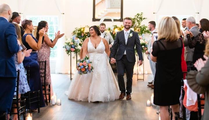 Alicia - Dan: Married