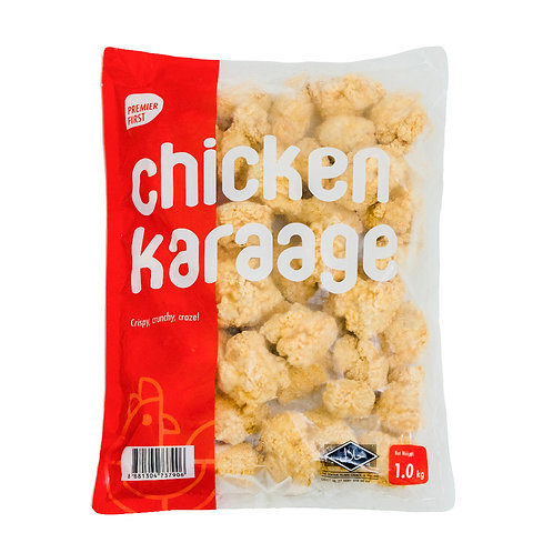 Golden Crispy Chicken Karaage