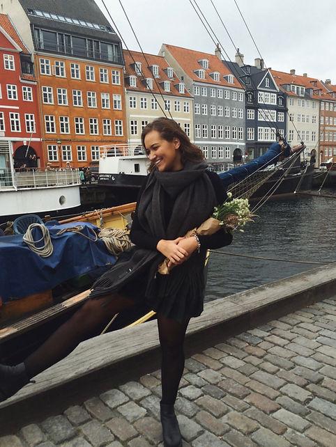 SHE TRAVELLED THE WORLD COPENHAGEN