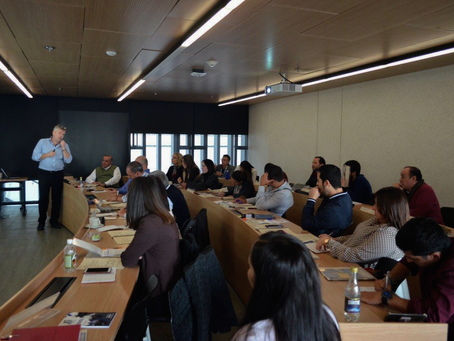 Faculty Development Workshop Bogota, Colombia Jan. 13-21, 2020