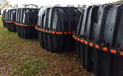 Plastic Septic Tanks