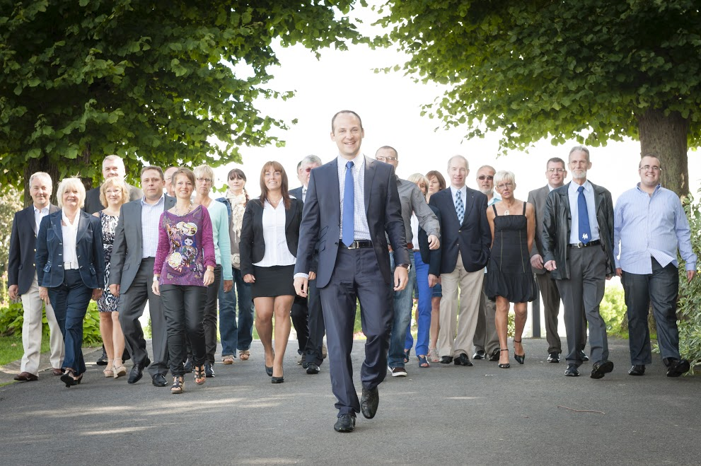 Groupe Mr Soumagne 2012