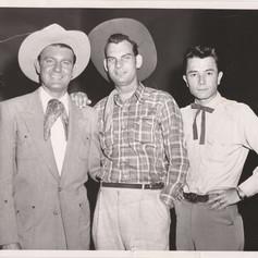 Tex Williams, Wild Bill Hendricks, Bobby Black