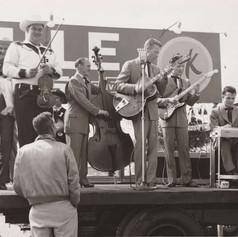 Big Jim DeNoon and His Haymakers, San Jose CA, 1954