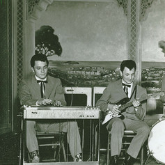 Bobby and Larrry, 1955
