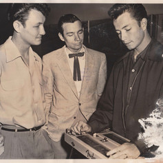 Larry, Bill Carter, Bobby, 1951