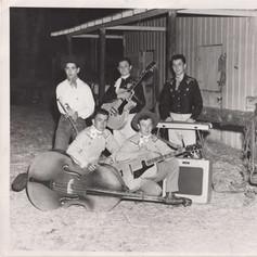 The Double H Boys, Woodside, CA 1951