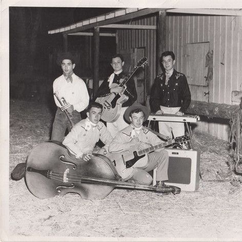 The Double H Boys, Woodside, CA 1951