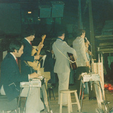 Grand Ole Opry at Ryman Theater, with Barbara Mandrell, 1974