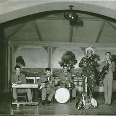 Big Jim DeNoon Band, 1955
