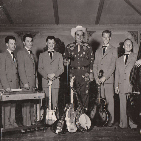 Big Jim DeNoon and the Haymakers, 1955