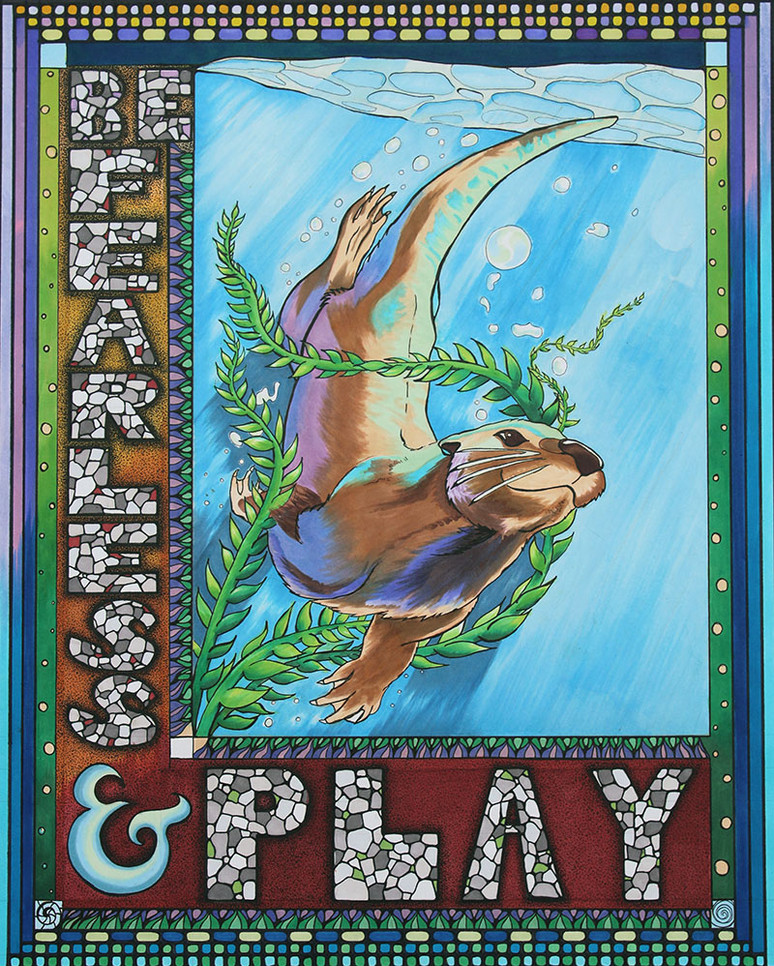 Be Fearless & Play!