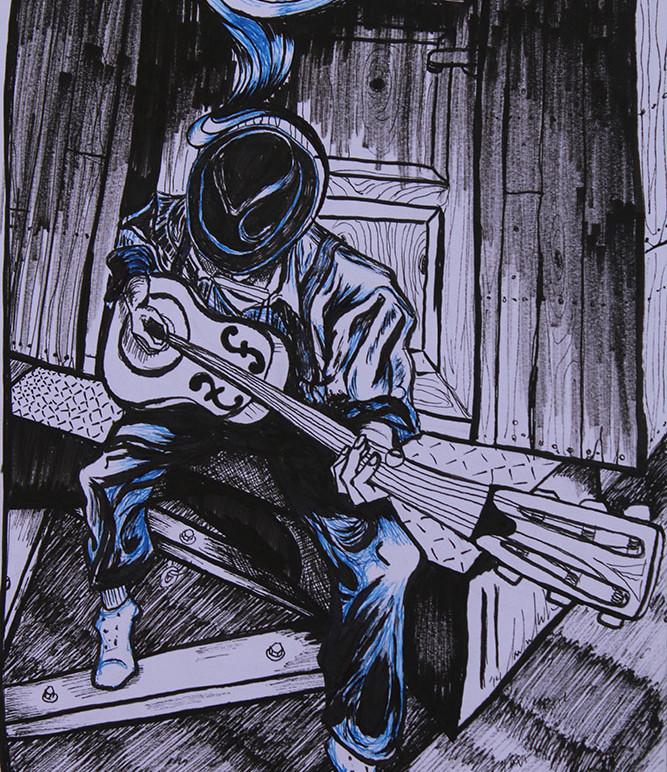 Ridin' the Blues