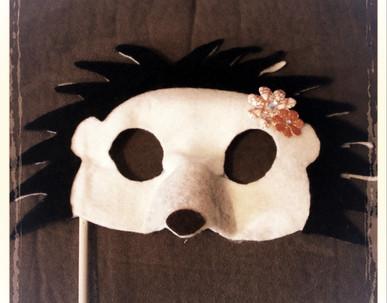 Hedge Hog Mask 1 - Rentable Item